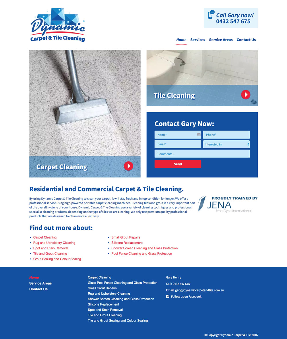 Dynamic Carpet & Tile Cleaning