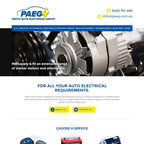Perth Auto Electrical Group