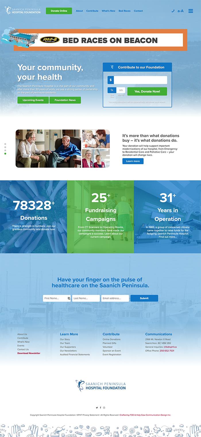 Saanich Peninsula Hospital Foundation