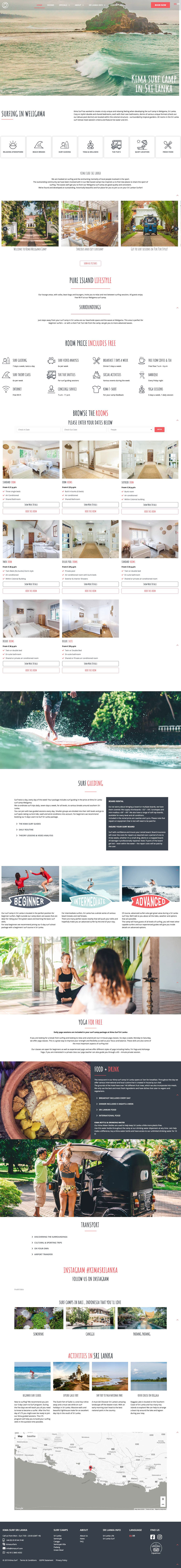 Kima Surf Sri Lanka